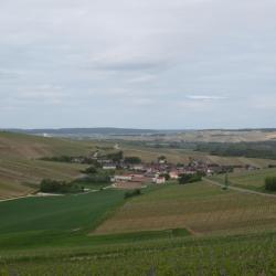 Vue sur notre village